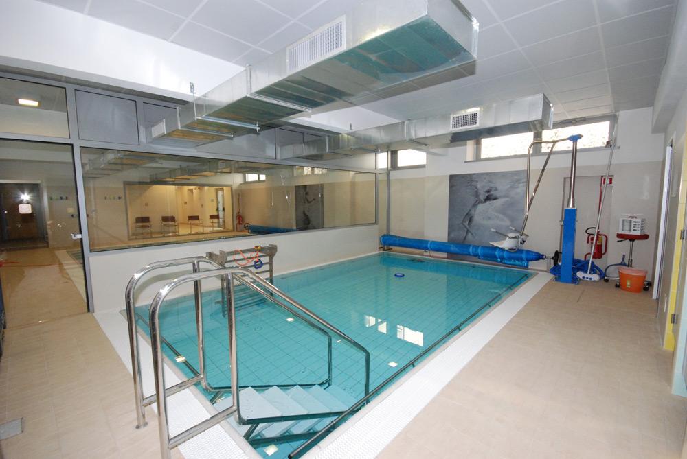 Centro fisioterapico torino senza barriere architettoniche piscina dedicata palestra studi - Palestre con piscina torino ...