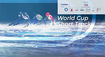 Image: Fisio&Lab sarà Medical Partner all' ISU World Cup  Short Track 2019