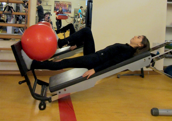 Image: gravity pilates